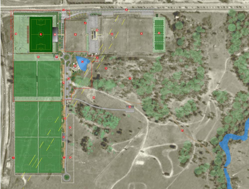 Blacktown Soccer Park